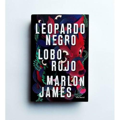 Leopardo negro, Lobo rojo - Marlon James