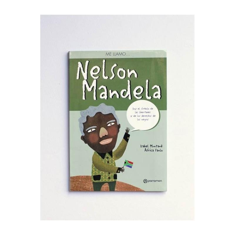 Me llamo Nelson Mandela