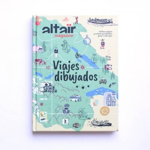 Viajes dibujados. Cultura viajera y cronica periodista para ir mas lejos