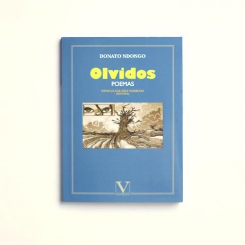 Olvidos. Poemas - Donato Ndongo