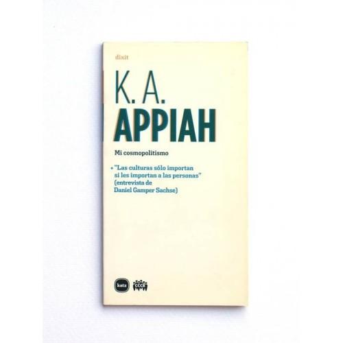 Mi Cosmopolitismo - K.A. Appiah