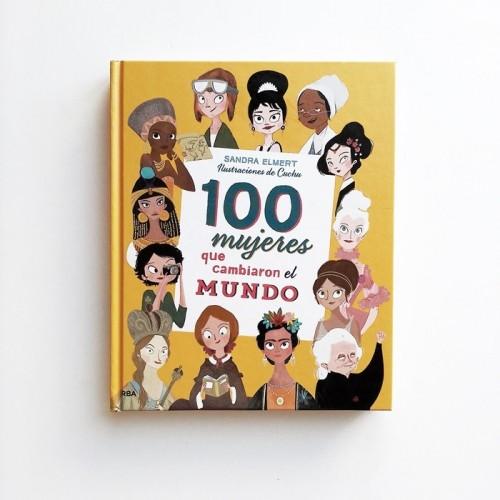 100 mujeres que cambiaron el mundo